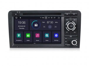 AUDI A3 - МУЛТИМЕДИЯ / Навигация Android 11 DVD
