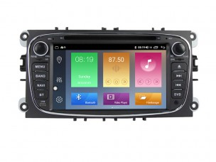 FORD Mondeo, Focus, S-Max, C-Max, Galaxy - МУЛТИМЕДИЯ / Навигация Android 10 DVD