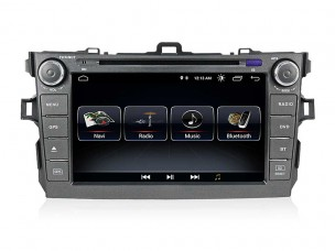 TOYOTA Corolla - МУЛТИМЕДИЯ / Навигация Android 10 DVD