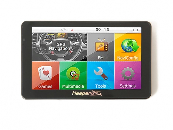 GPS Hesperus Hi-74K PowerFUL