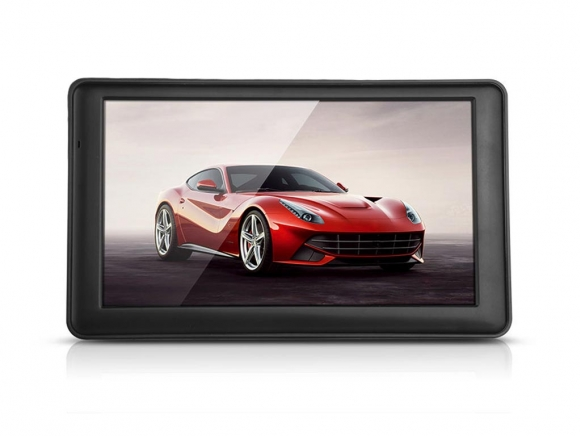 GPS Hesperus V72K Android QUAD CORE + FM + BT + WIFI + AV-IN