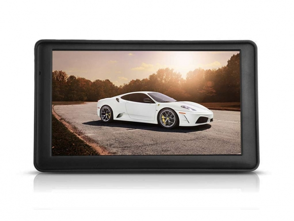 GPS Hesperus V72H Android QUAD CORE + FM + BT + WIFI